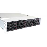 Preconfigured server plans
